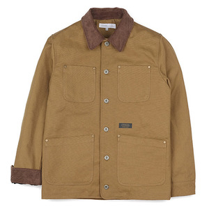 HEAVY HUNTING JACKET (CAMEL)