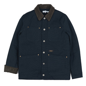 HEAVY HUNTING JACKET (NAVY)
