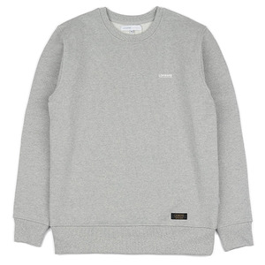 HEAVYWEIGHT SWEAT SHIRT (GREY)