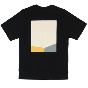 3COLOR TEE (BLACK)