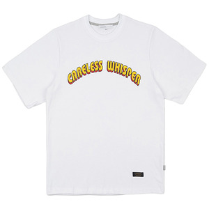 CARELESS WHISPER TEE (WHITE)
